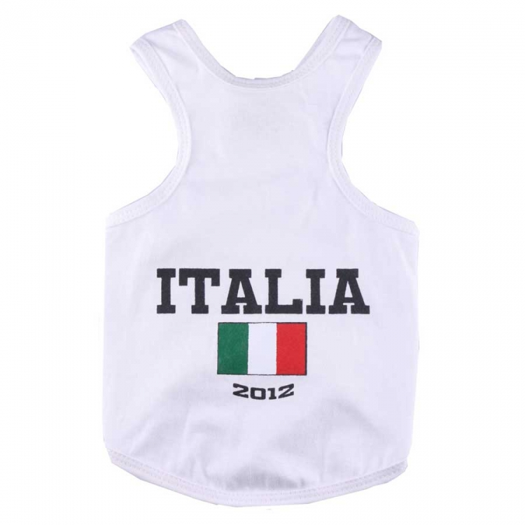 Doggydolly BIG DOG Nationaltrikot Italien 2012 Tanktop