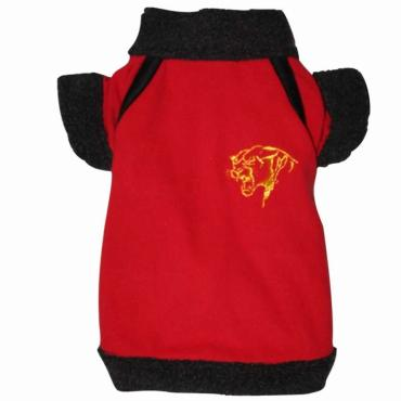 Doggydolly BIG DOG Hundepulli Fleece Tiger rot