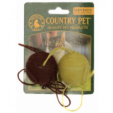 Yarn Ball set (2 Pack)
