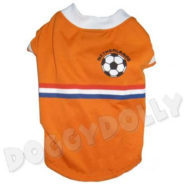 Doggydolly Fußballtrikot Holland BIG DOG