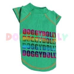 Big Dog Shirt Doggydolly grün